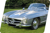 Easy way to vintage (classic car) to the emission standards and emission standards to meet